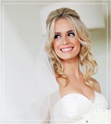 Elegant and Natural Bridal Makeup