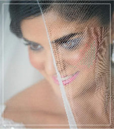 Smokey Eye Bridal Makeup Look