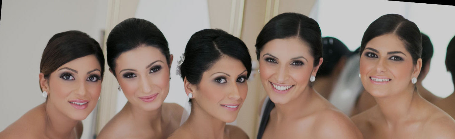 Bella Wedding Makeup