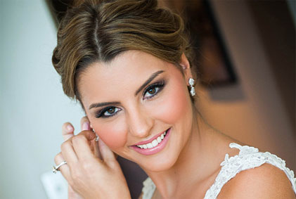 Wedding Makeup by Bella For Makeup Artist in Sydney