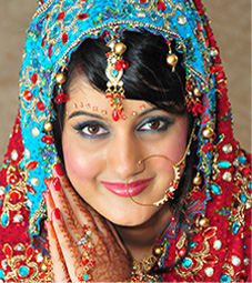 Indian Wedding Makeup by Bella For Makeup