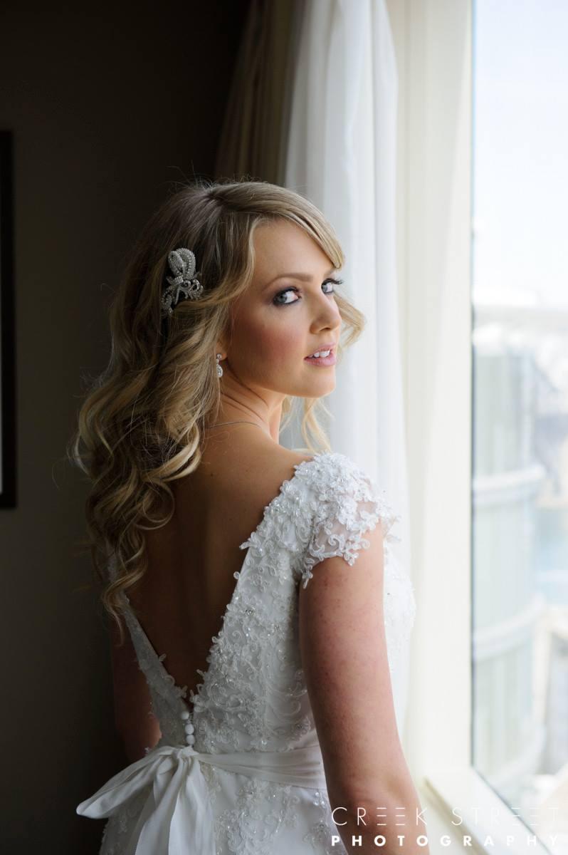 Khalia's Bridal makeup by Bella For Makeup