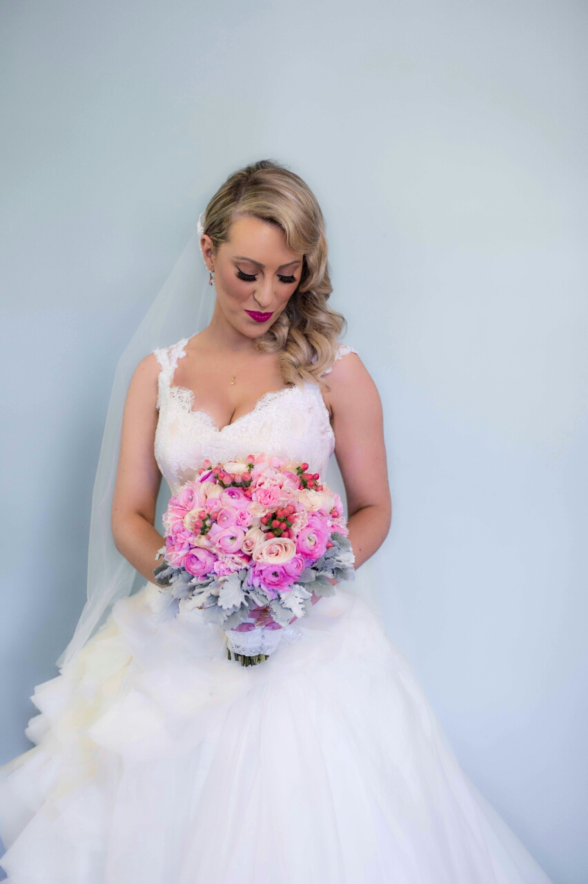 Bridal makeup in Parramatta by Bella For Makeup