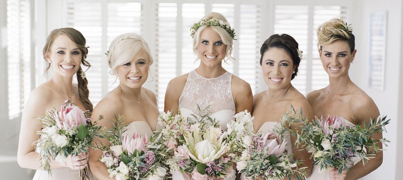 Portfolio of Bridal makeup services by Bella For Makeup