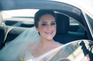 Julias beautiful bridal makeup done by Bella For Makeup